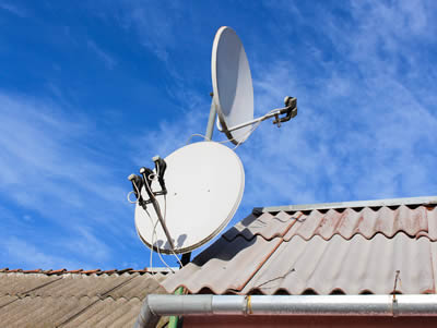 Solutions into Satellite Dish Setup Issues